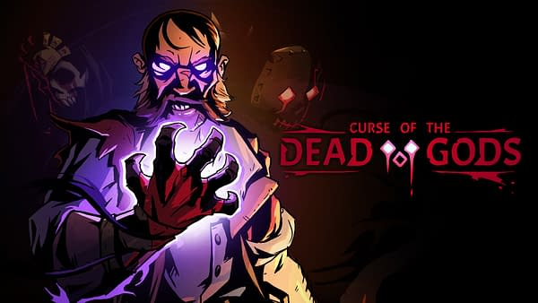Curse Of The Dead Gods will be released on February 13th, courtesy of Focus Home Interactive.