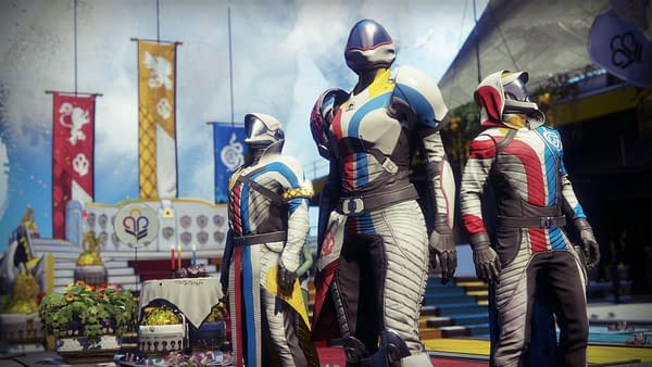 Destiny 2 enters the Guardian Games, courtesy of Bungie.