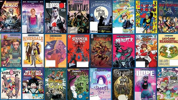 A Few Thousand Free Comics Right Now and Where to Find Them