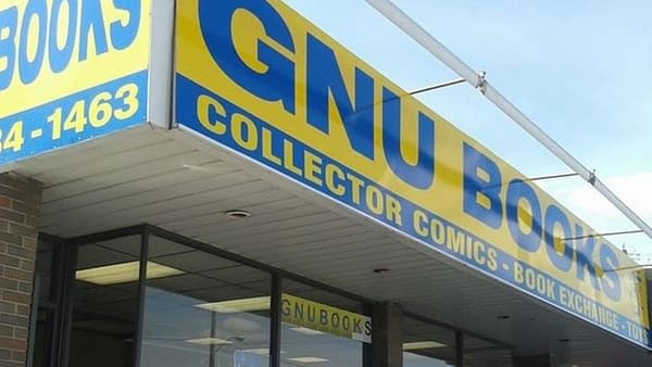 Gnu Comic Books of Ontario Giving Double Credit for Donations Now.