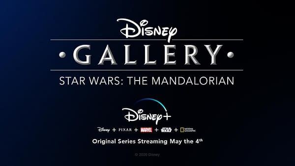 Disney Gallery: The Mandalorian is set to premiere on Star Wars Day, courtesy of Disney+.