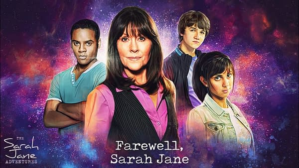 Farewell Sarah Jane Reveals Tegan and Nyssa are a Couple, and More.