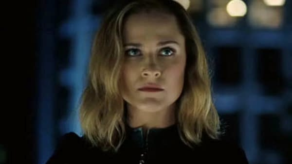 Dolores wants some answers on Westworld, courtesy of HBO.