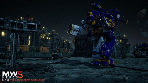 Piranha Games may have delayed MechWarrior 5's DLC,m but it will be bigger.