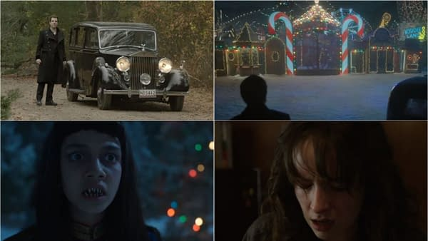 Christmasland is open for business in NOS4A2, courtesy of AMC Networks.