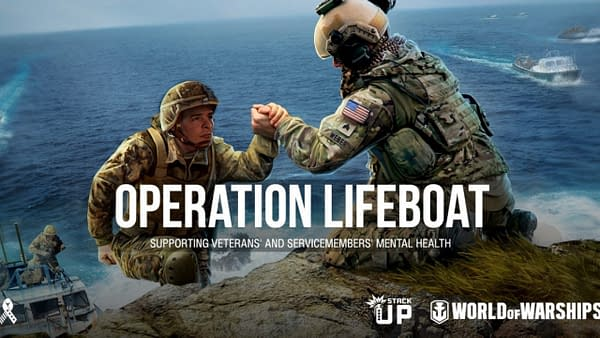 Operation Lifeboat raised over $114k to help veterans, courtesy of Wargaming.