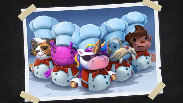 Overcooked 2 doesn't have too many cooks when they look this cute.
