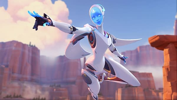 Echo is now a playable character in Overwatch, courtesy of Blizzard.