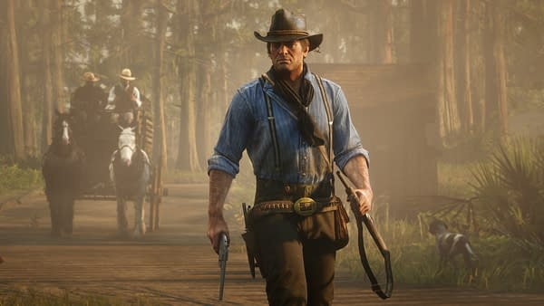 RDR2 is making its way to Xbox Game Pass.