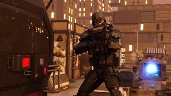 A screenshot from XCOM 2. Credit: 2K Games