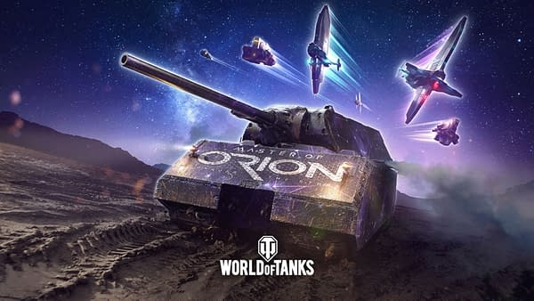 Just beat one mission in World Of Tanks to secure a copy of Masters Of Orion.