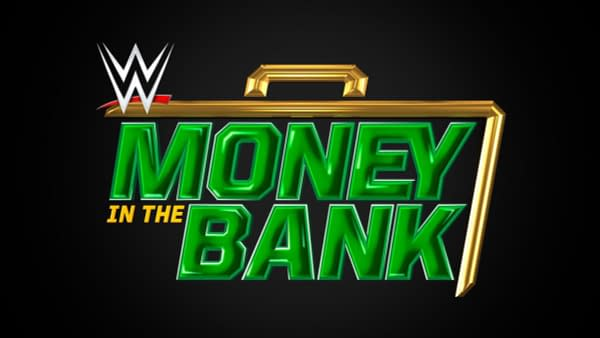 The official logo for WWE Money in the Bank.