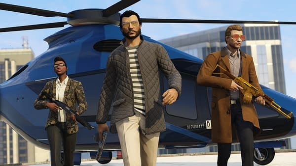 Rockstar Games is literally giving money away in GTA Online this month.