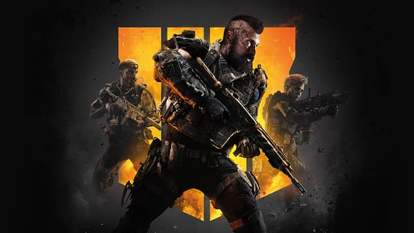 The most recent Black Ops title was Black Ops 4 from 2018.