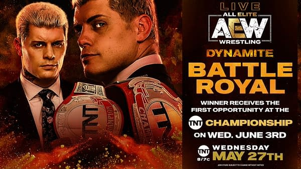 Who will be the next challenger for Cody Rhodes' TNT Championship?