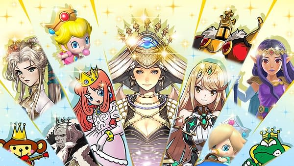 Super Smash Bros. Ultimate's special princess/crown-themed event is happening this week, courtesy of Nintendo.