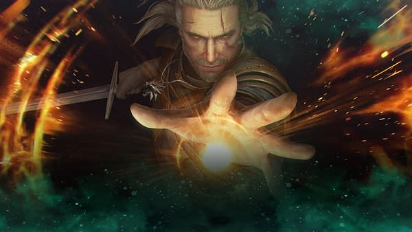Toss a coin or two into this Witcher trading card game.