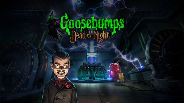 Goosebumps: Dead Of Night is headed to PC and consoles this summer, courtesy of Cosmic Forces.
