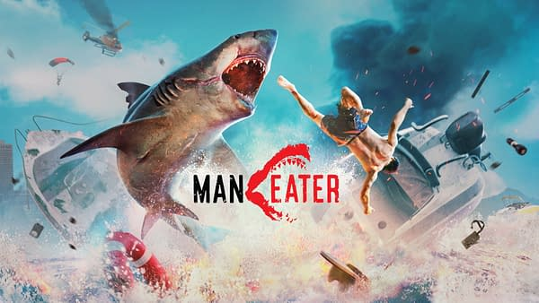 You mean I get to eat people as a crazy shark AND get my money back? Courtesy of Tripwire Interactive.