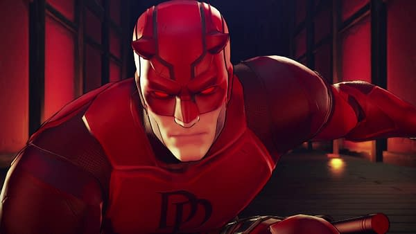 The last time we saw Daredevil in a big game was Marvel Ultimate Alliance 3, courtesy of Nintendo.
