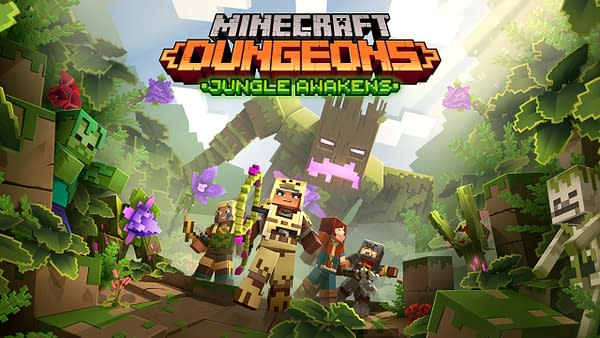 Minecraft Dungeons Has Two DLC Packs Coming In 2020