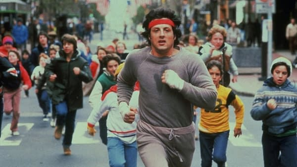 You Can Watch Rocky With Sylvester Stallone Live On Facebook Tomorrow