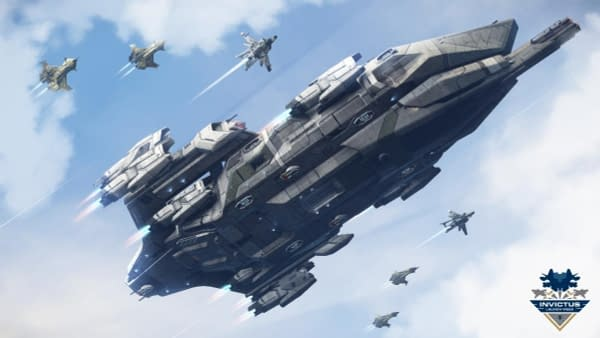 Cloud Imperium launches its version of Fleet Week in Star Citizen.