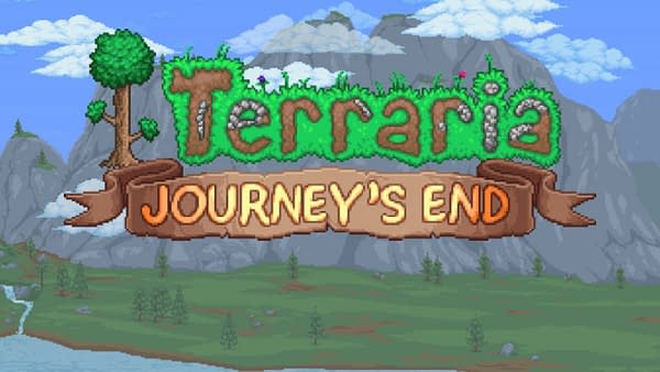 Terraria gets one last update with Journey's End, completing the game. Courtesy of Re-Logic.