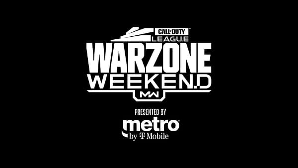 The Weekend Warzone kicks off today at 12pm PT, courtesy of Activison.