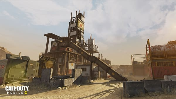 Rust makes its debut in Call Of Duty: Mobile with a hint of the west.