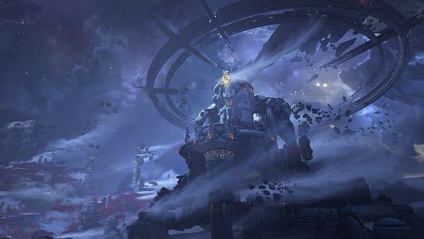 DOOM Eternal DLC Art Screenshot 2