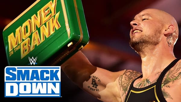 King Corbin rises above Otis & Bryan before Money in the Bank Ladder Match: SmackDown, May 8, 2020