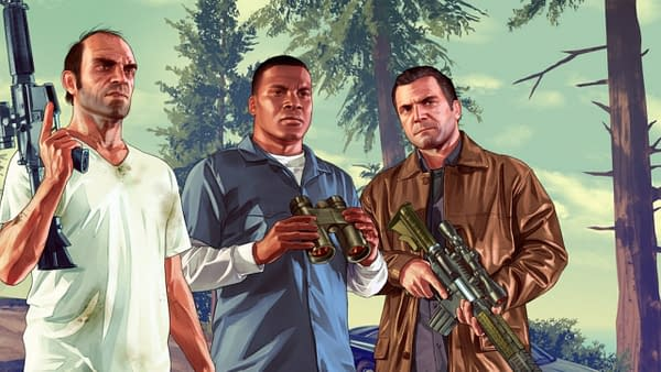 Grand Theft Auto V could soon be free on the Epic Games Store.