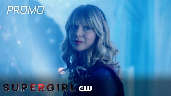Melissa Benoist stars as Kara Danvers aka Supergirl, courtesy of The CW.