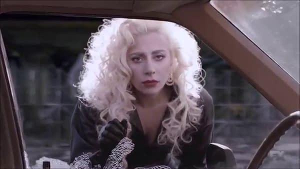 Lady Gaga stars in American Horror Story: Hotel, courtesy of FX Networks.