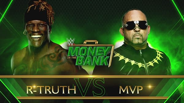 R-Truth takes on MVP at Money in the Bank... or does he?