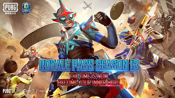 The PUBG Mobile Royal Pass will kick open the Toy Playground.
