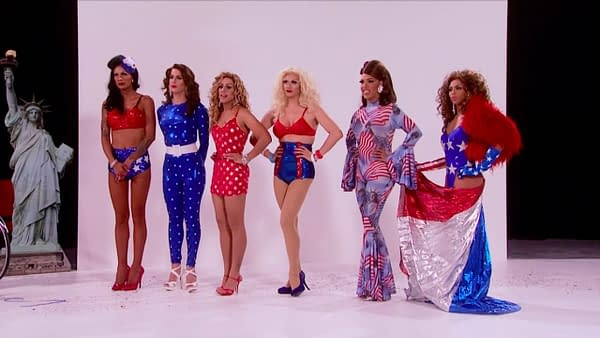 A look at the third season of RuPaul's Drag Race, courtesy of Logo.
