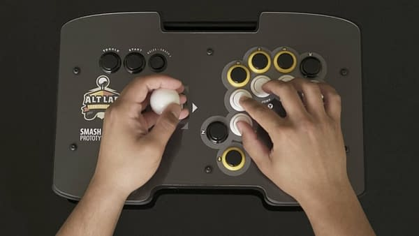 Too many buttons? Not if you want to be a pro Smash Bros. player.