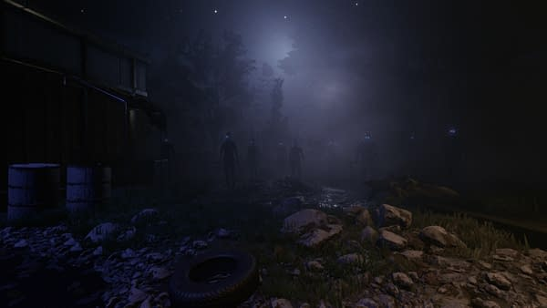 Those Who Remain is a new psychological horror game that's out now.
