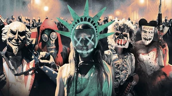 The Forever Purge has been delayed by Universal.