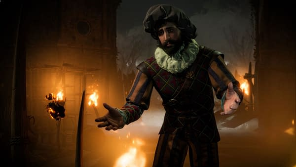 What? No love for the lonely bard?!? Courtesy of Larian Studios.