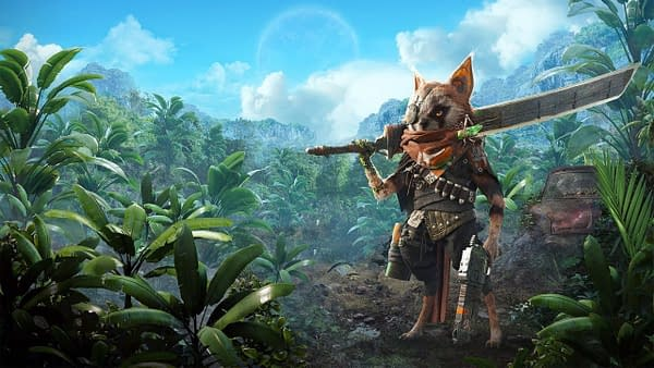 Biomutant is supposed to come out sometime this year, courtesy of THQ Nordic.