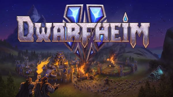 DwarfHeim will come to Early Access on October 22nd, courtesy of Merge Games.
