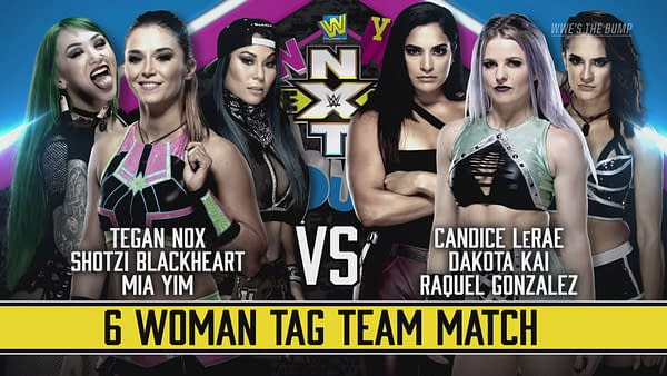 NXT Takeover: In Your House Card, Predictions, and Live Coverage (Image: WWE)