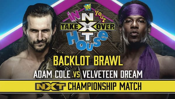 NXT Takeover: In Your House Card, Predictions, and Live Coverage
