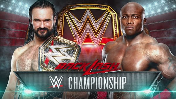 Bobby Lashley Challenges Drew McIntyre for the WWE Championship (WWE)