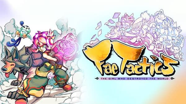 Scratch your tactical itch with Fae Tactics, courtesy of Humble Games.