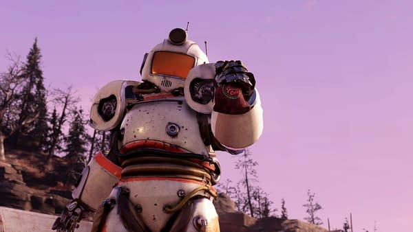 You know you want my Atomic Onslaught Power Armor, courtesy of Bethesda Softworks.