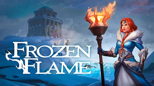 Best of luck to you and your companions in Frozen Flame, courtesy of Dreamside Interactive.